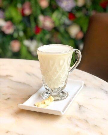 Signature White Hot Chocolate