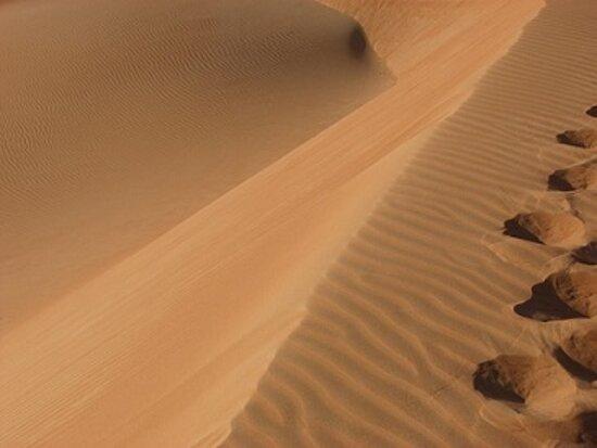 Omán: Rub al Khali (il quarto vuoto) Mi è rimasto nel cuore... Oman
