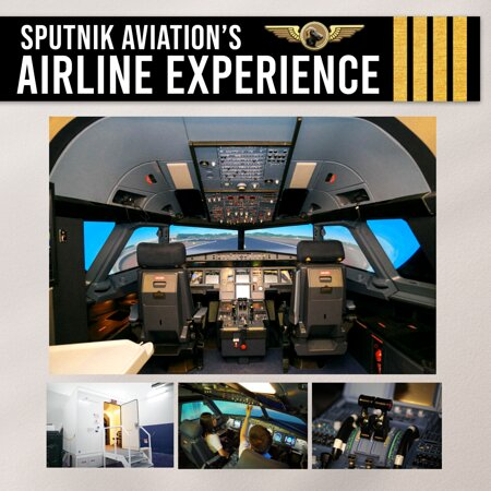 Sputnik Aviation Airline Experience