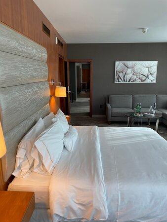 Bedroom Presidential Suite