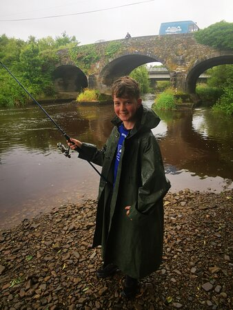 Killarney fishing tours river mane