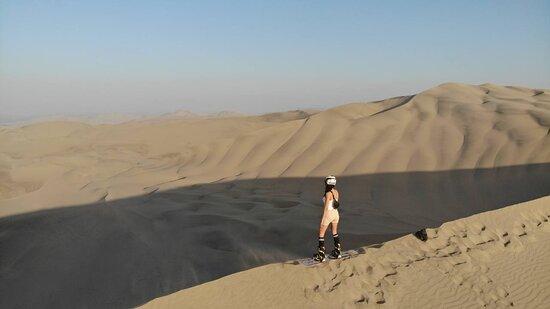 Peruvian Sand Adventure