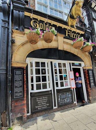 The Golden Fleece York.