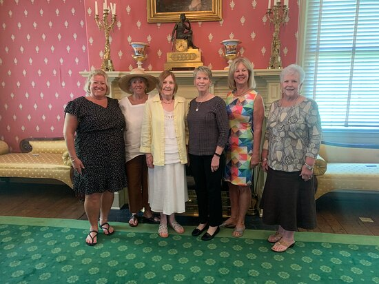 Wonderful Tour of Liberty Home! We recommend it!