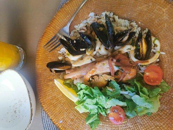 Iasi County, Roemenië: Great food! 🤩
