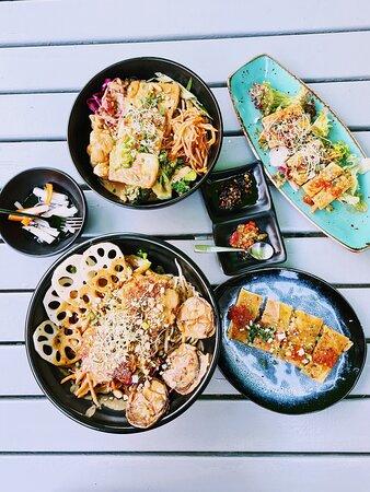 Vegane Speisen im Shiyu