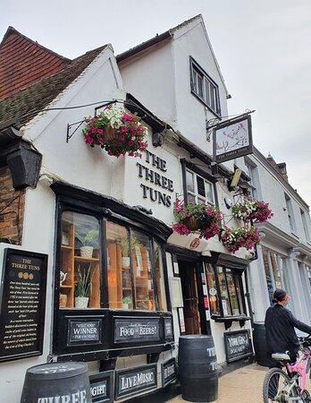 The Three Tuns York.