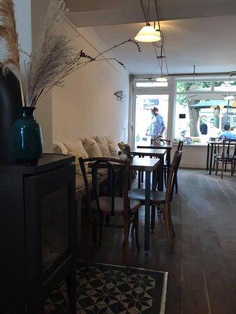Café Brooks Innenraum