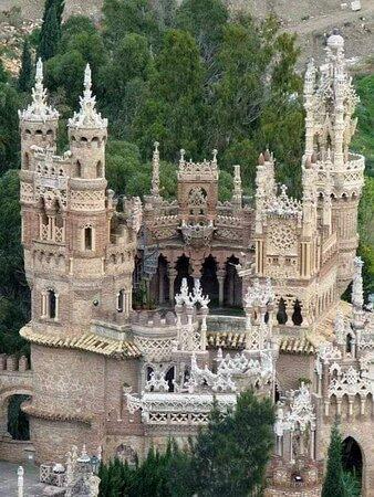 Castello fantastico e fantasioso a Valencia