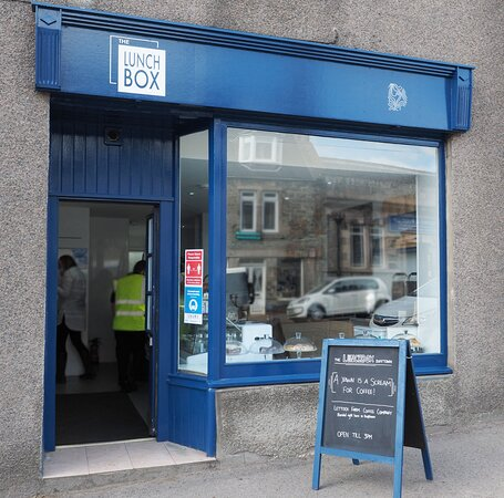 Our shop front has had a redesign with a fresh logo and a lick of paint.