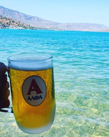Del Mare – Foto de DEL MAR SNACK BAR, Creta - Tripadvisor