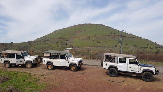 Golan Heights: טיול ג'יפים בצפון הגולן