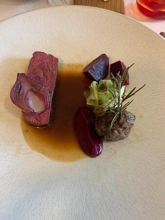 Outstanding dishes and service at the Peat Inn, visited a number of times and it continues to excel in service and food quality. Tasting menu just a delight, staff delightful and you never feel rushed  Looking forward to our return