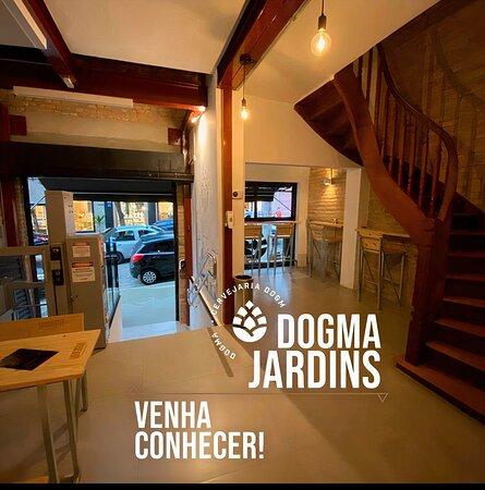 DOGMA JARDINS 1