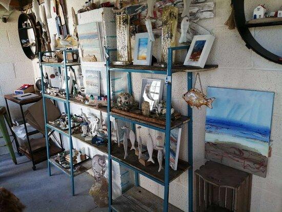 Tigh Na Mara Art And Antiques Gallery