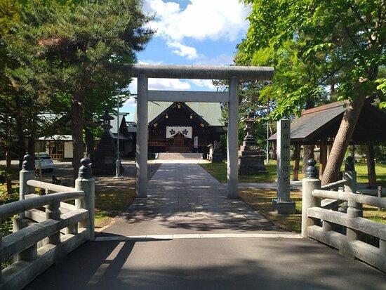 Kamikawa Shrine Tongu