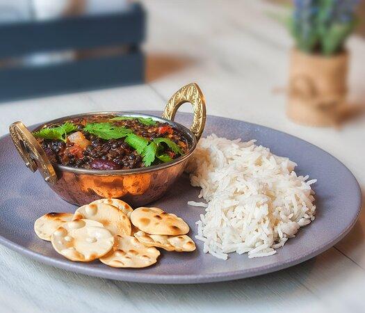 Curry Dal Makhani