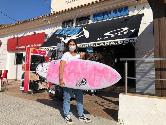 Escuela De Surf Chiclana
