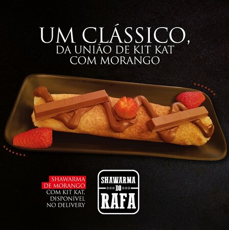 Os clássicos só são clássicos porque se tornam especiais para as pessoas. É o caso da união do morango com o chocolate ❤️
