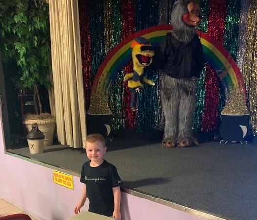 Billy Bobs Wonderland made grandson's dream come true!!!