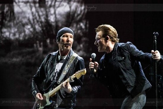 Dublin City Highlights and U2 Experience Luxury Tour (all inclusive*)