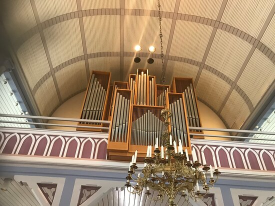 The Evangelical Lutheran Church of Hanko