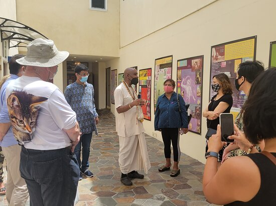 Learn more about group tours at Bhagavad-gita Diorama-Museum ! Contact us on 310-845-9333 or visit us on www.bgmuseum.com!