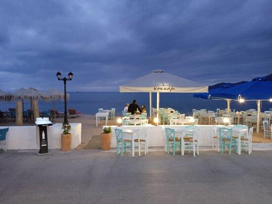 Kokkari Restaurant - Elafonisos