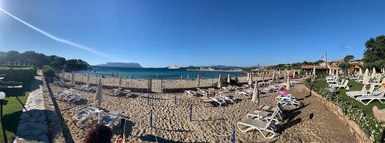 Golfo Aranci, Italia: Hotel resort baia caddinas