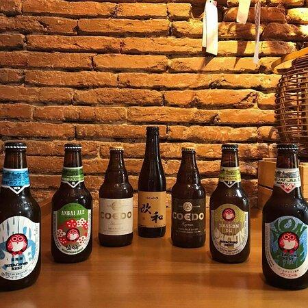 Además de Asahi, Kirin y Sapporo, en Japón hay muchas empresas que hacen cerveza artesanal, ¡en Livin'Japan tratamos de traeros muchas de estas cervezas para que podáis probarlas sin salir de Madrid!