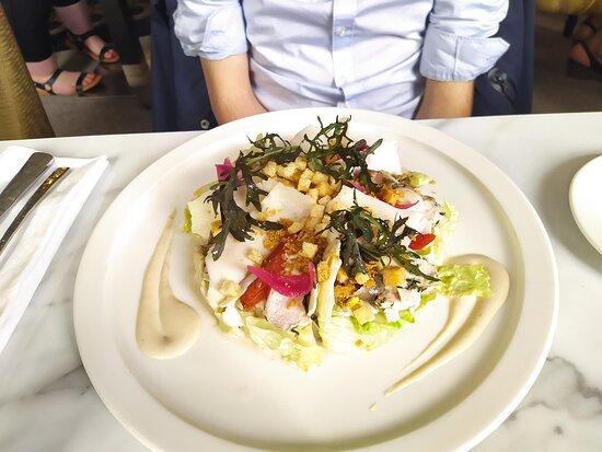 Délicieuse Salade César Volaille