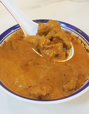 馬來咖喱雞