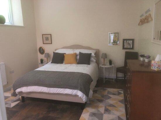 Bedroom in one bedroom property.