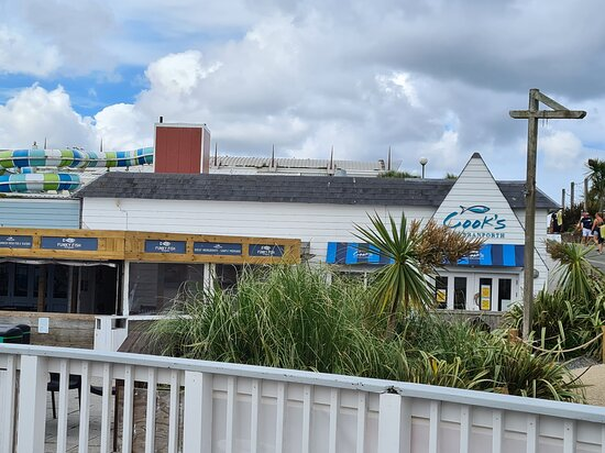 Tripadvisor - Outside view - תמונה של Perran Sands Holiday Park - Haven, פראנפורת'