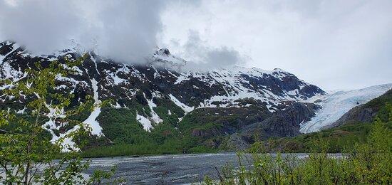 הפארק הלאומי קינאי פיורדס, אלסקה: Exit glacier