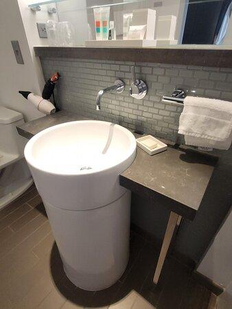 Bathroom and interior