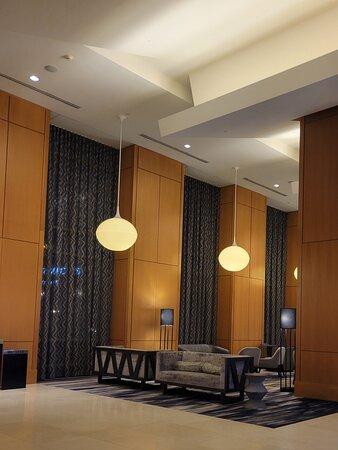Interior piblic spaces and artwork