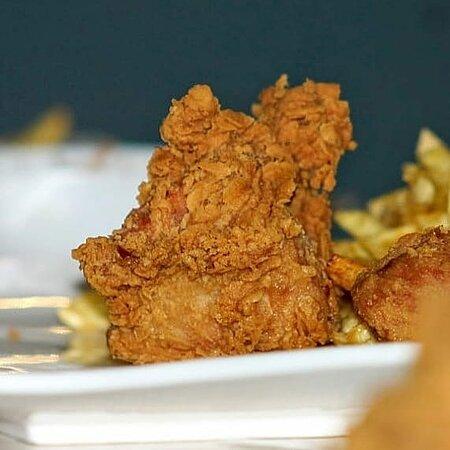 Chrunchy Chicken & Fries