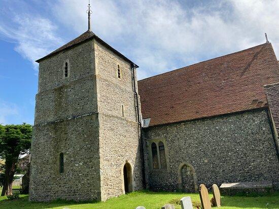 3.  St Simon & St Jude Church, East Dean, East Sussex