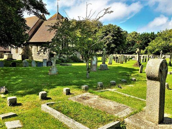 7.  St Simon & St Jude Church, East Dean, East Sussex