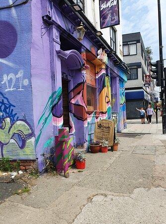 Sketch Bar & Kitchen along London Road