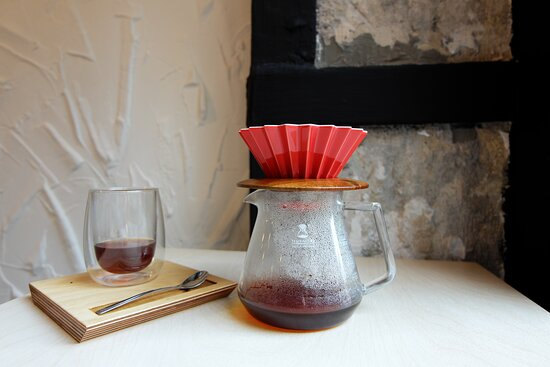 This coffee will make you to forget about tea