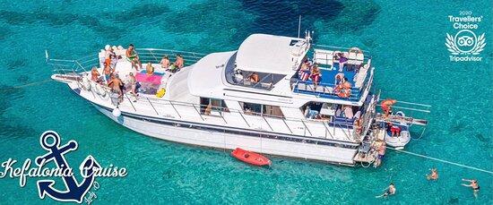 Kefalonia Cruise Lady O