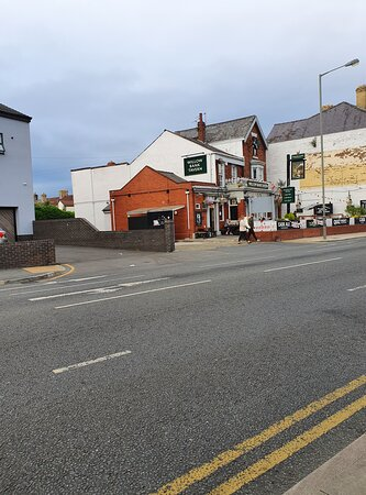 The Willow Bank Pub along Smithdown Road