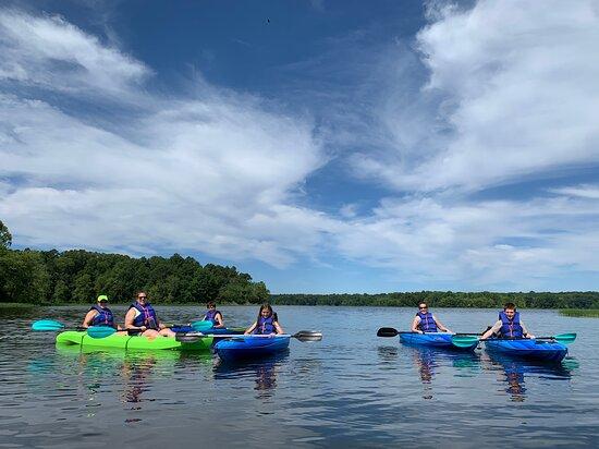 Fisheye Kayak Rentals
