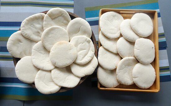 Our Pocket Pita Bread