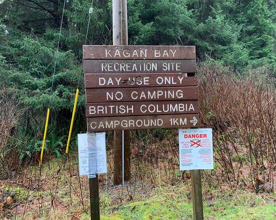 Kagan Bay Recreation Site
