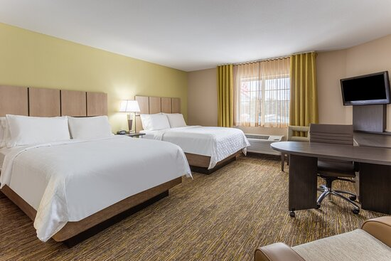 lobby - Picture of Candlewood Suites South Bend Airport - Tripadvisor