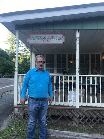 Kenoza Lake, NY: Porch