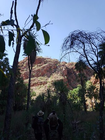 Awesome outback adventure